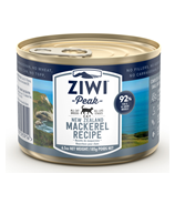 ZIWI Peak Canned Cat Food Mackerel Recipe
