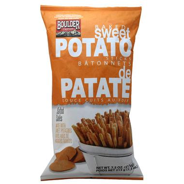 Boulder Canyon Baked Sweet Potato Sticks