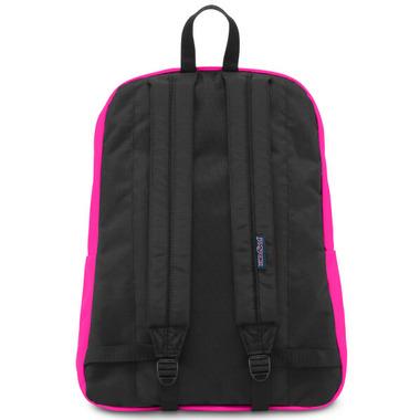 Jansport Super Break Backpack Ultra Pink