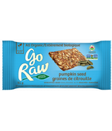 Go Raw Sprouted Pumpkin Seed Bar