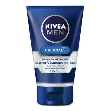 Nivea Men Originals Exfoliating Face Scrub