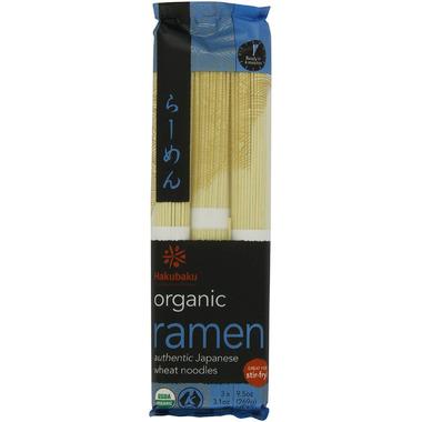 Hakubaku Organic Ramen Wheat Noodles