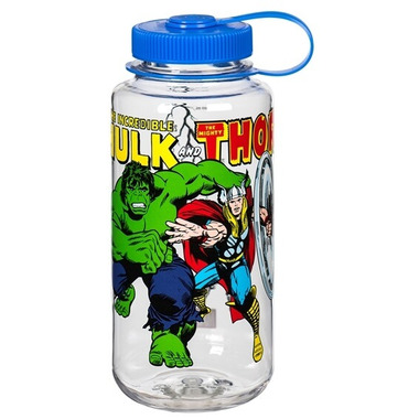Nalgene Tritan Wide Mouth Hulk & Thor