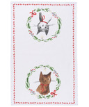 Now Designs Tea Towel Jingle Cat