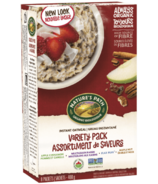 Nature's Path Organic Variety Pack Instant Oatmeal
