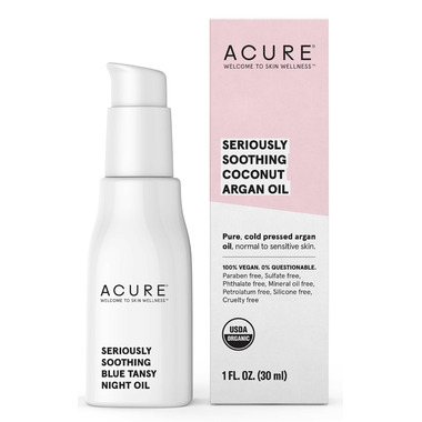 Acure Seriously Soothing Coconut Argan Oil