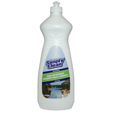 Simply Clean Dish Detergent