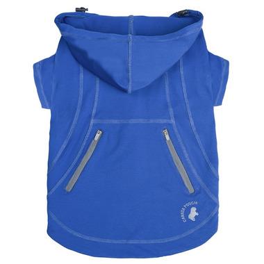 Canada Pooch Zen Hoodie in Blue Size 10