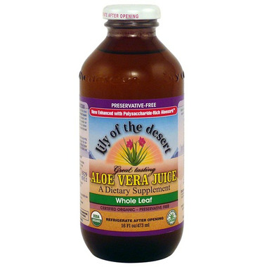 Lily of the Desert Whole Leaf Aloe Vera Juice