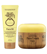 Sun Bum Everyday Face SPF 50 Sun Bundle