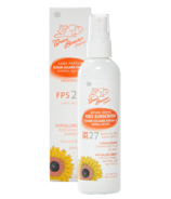 Green Beaver Natural Mineral Sunscreen Spray for Kids SPF 27