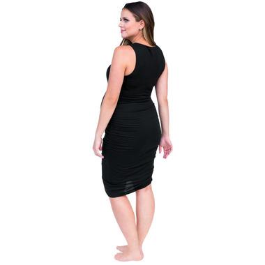 Belly Bandit Perfect Nursing Dress Black