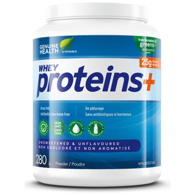 Genuine Health Proteins+ Powder Unflavoured