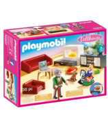 Playmobil Dollhouse Comfortable Living Room