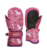Kombi The Graceful Children Mitt Pink Unicorn