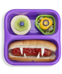 Goodbyn Small Meal Container Purple