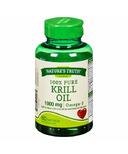 Nature's Truth Vitamins 100% Pure Krill Oil Omega-3 1000 mg