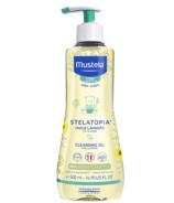 Mustela Stelatopia Baby Cleansing Oil