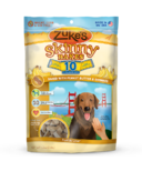 Zuke's Skinny Bakes 10 Calorie Dog Treats with Peanut Butter & Bananas
