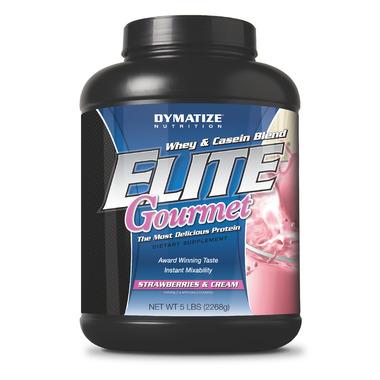 Dymatize Nutrition Elite Gourmet Whey & Casein Blend