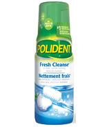 Nettoyant pour prothèses dentaires Polident Nettoyage Fraîcheur