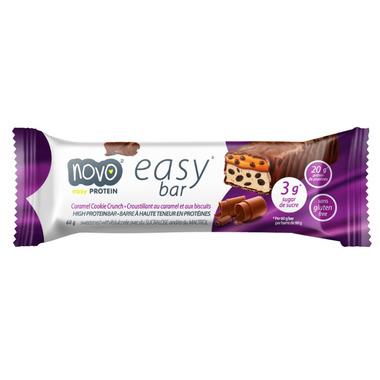 Novo Easy Bar Caramel Cookie Crunch
