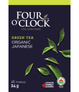 Four O'Clock Green Tea