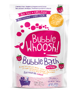 Loot Toy Co. Bubble Whoosh Bubble Bath Raspberry
