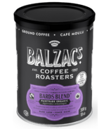 Balzac's Coffee Roasters Ground Coffee Bards Blend