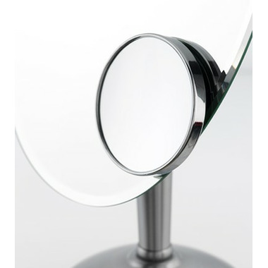 Danielle Creations Mini Portable Suction Mirror