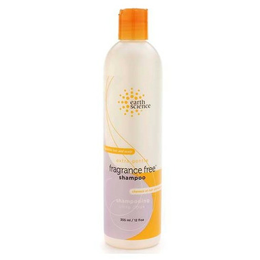Earth Science Fragrance-Free Shampoo