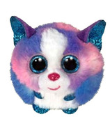 Ty Puffies Cleo Multicolore Husky