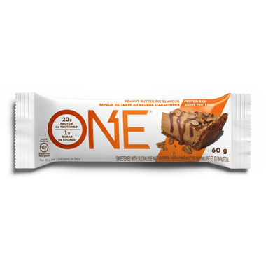 ONE bar Peanut Butter Pie