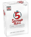 Outset Media 5 Second Rule Uncensored