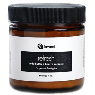 Lavami Refresh Body Butter