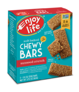 Enjoy Life Chewy Bar Sunseed Crunch