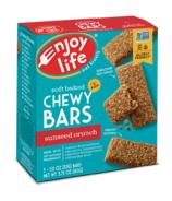 Enjoy Life Chewy Bar Sunseed Crunch