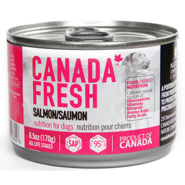 PetKind Canada Fresh Canned Salmon Dog Food