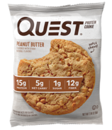Quest Nutrition Protein Cookie Peanut Butter