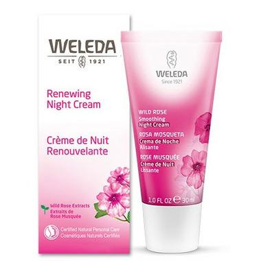 Weleda Renewing Night Cream