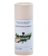 Cocooning Love Vegan Deodorant for Sensitive Skin Coconut & Vanilla