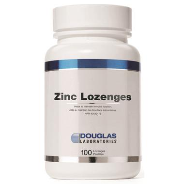 Douglas Laboratories Zinc Lozenges