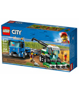 LEGO City Havester Transport