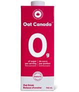 Oat Canada Zero Sugar Barista Oat Milk