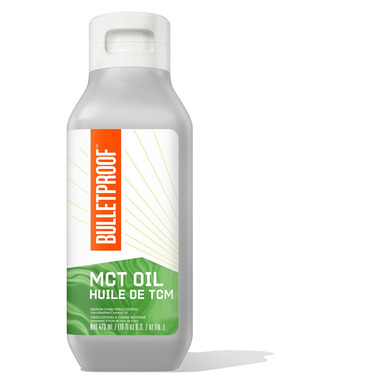 Bulletproof MCT Oil Medium Chain Trigylcerides