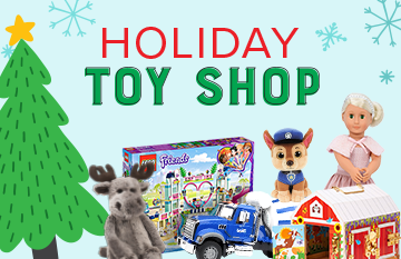 Holiday Toy Shop