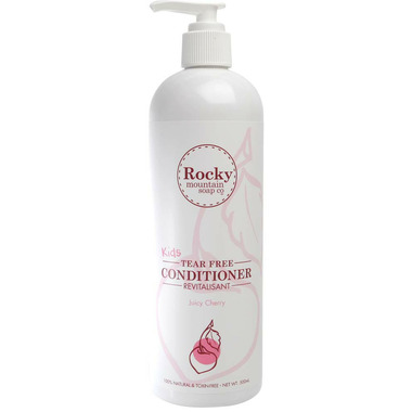 Rocky Mountain Soap Co. Kids Juicy Cherry Natural Conditioner