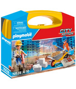 Playmobil Carry Case Construction Site