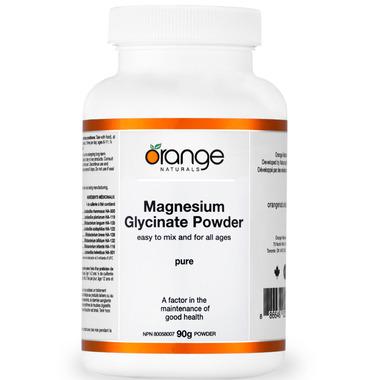 Orange Naturals Magnesium glycinate