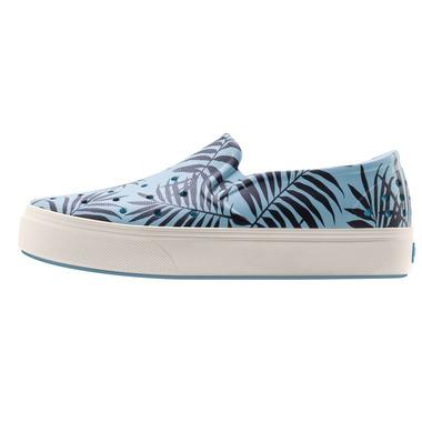 People Footwear Slater Blue Palm & Picket White